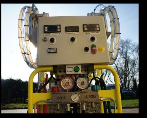 Maszyna Izoler EVO