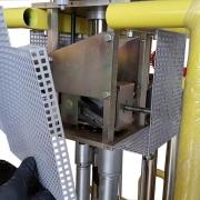 , Modyfikacja układu zasilania maszyny Izoler EVO