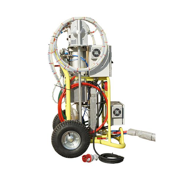 Maszyna Izoler EVO - prawy