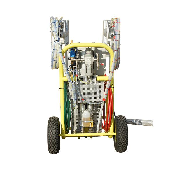 Maszyna Izoler EVO - tył