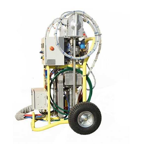 Maszyna Izoler EVO - lewy