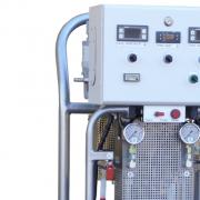 , Zwiększenie zakresu proporcji podawania składników w maszynie Izoler II EVO