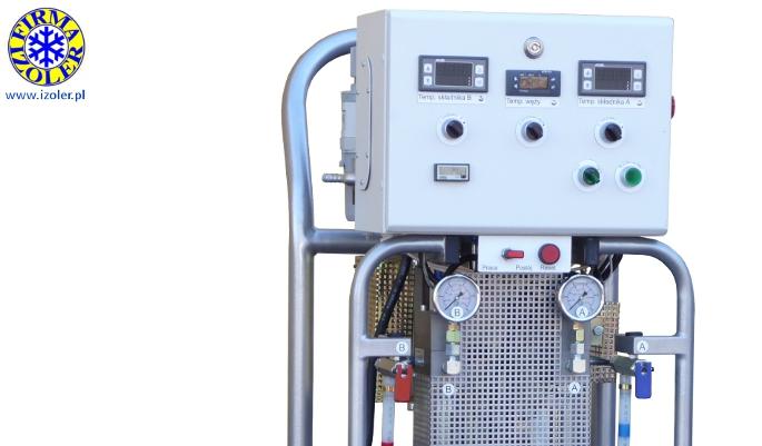 Maszyna Izoler EVO (2012-2014)