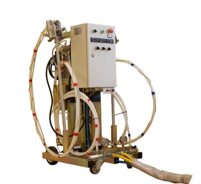 Maszyna Izoler SP (lata 2009-2012)