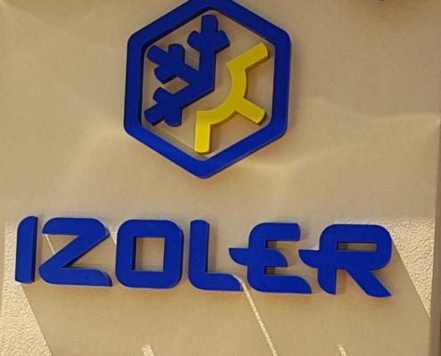 Logo izoler